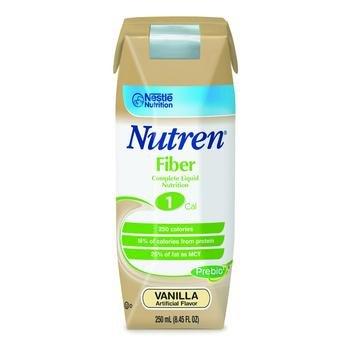 Image 0 of Nutren 1.0 W-Fi -Prebio Vanilla 8 Each