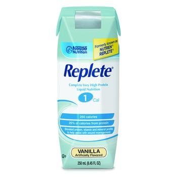 Image 0 of Replete Vanilla 250 ml Case of 24