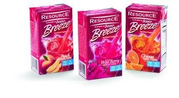 Image 0 of Resource Breeze Wild Berry 8 ozcase of 27