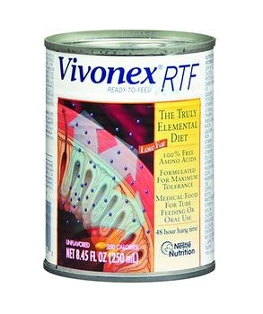 Image 0 of Vivonex Ready To Feed Unflavored 8 oz Each