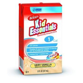 Image 0 of Boost Kid Essentials Vanilla 23 Case of 27