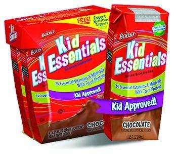 Image 0 of Boost Kid Essentials Chocolate 237Mcase of 27
