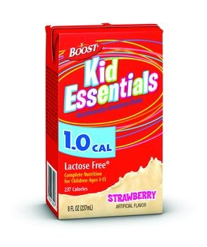 Image 0 of Boost Kid Essentials Straw 237 Each