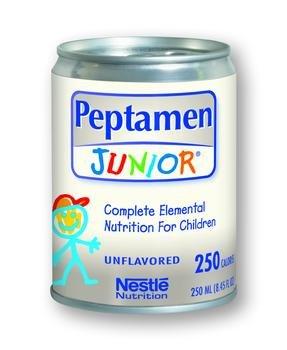 Image 0 of Peptamen Jr Child Vanilla 250 M Case of 24