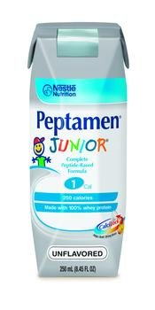 Image 0 of Peptamen Jr Unflavored R 250ml Each