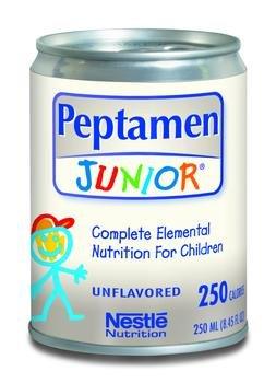 Image 0 of Peptamen Jr 9.3 oz Straw Case of 24