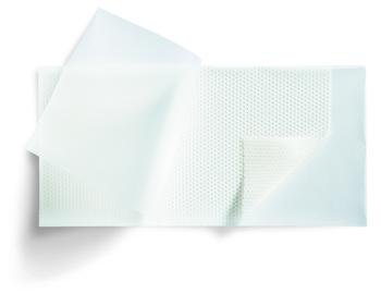 Image 0 of Mepitel Dressing Non-Adhesive Sil 4X8 Case of5