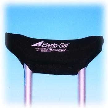 Crutch-Mate Gel Underarm Pad Pk2