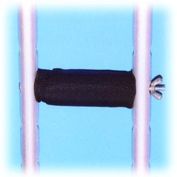 Crutch-Mate Gel Handgrip Pk2