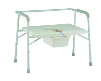 Bariatric Commode 650Lb Capaci Case of2