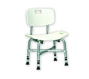 Bariatric Bath Chair W-Back Case of 2