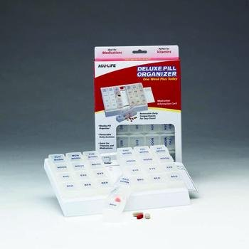 Aculife Deluxe 1Wk Today Pill Box Each