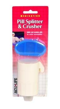 Aculife Splitter Crush Pill Box Pack of 3