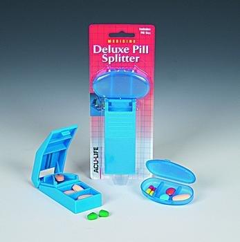 Aculife Pill Box Splitter Pack of 3