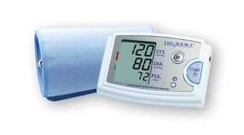 Image 0 of Digital Blood Pressure Monitor W-Extra Large Cuff Each