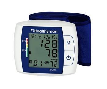 Image 0 of Talking Blood Pressure Monitor Wrist Each