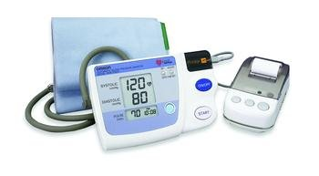 Image 0 of Blood Pressure Digital W-Printer Auto InflEach