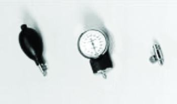 Image 0 of Invacare Latex Bulb And Valve Each for Blood pressure machine