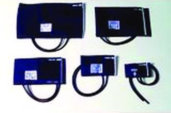 Image 0 of Invacare Blood Pressure Thigh Cuff W-Bladder Dbl Tb Nyleach