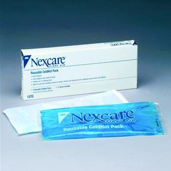 Image 0 of Nexcare Reuse Hot Cold Pack of 4X10Box of 2