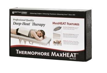 Image 0 of Thermphore Arthritis Pad Back Large Each