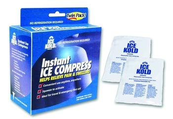 Image 0 of Instant Ice Compress Twin Pack of Pack of 2