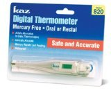 Digital Thermometer 821 Kaz