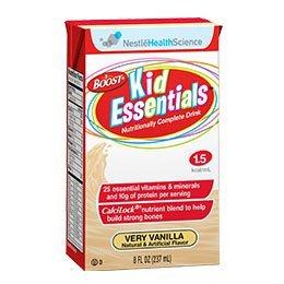 Image 0 of Boost Kid Essentials Liquid 1.5 Vanilla 27 x 237ml