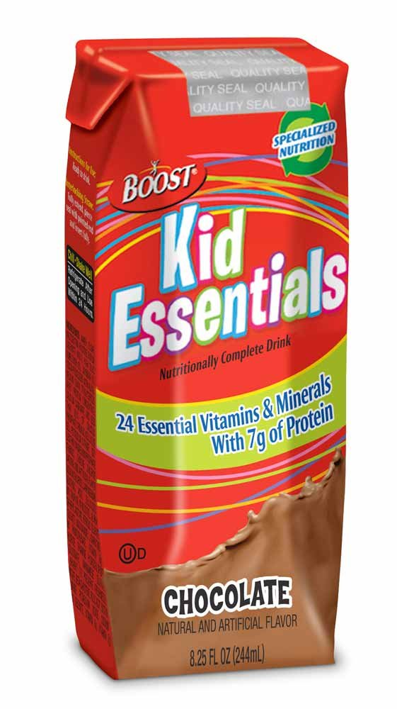 Boost Kid Essentials Liquid Chocolate 27 x 237ml