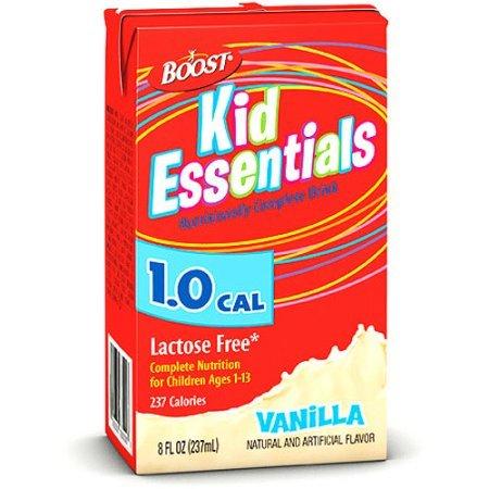 Image 0 of Boost Kid Essentials Liquid Vanilla 27 x 237ml