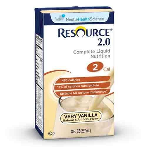 Image 0 of Resource 2.0 Vanilla Brik Pack 27 x 8Oz