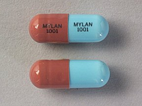 Thiothixene 1 Mg Caps 100 By Mylan Pharma.
