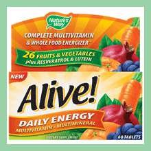 Image 0 of Alive Daily Energizer Table Sts 60 In Each