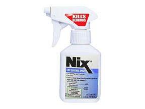 Nix Lice Pump Control Spray 5 Oz