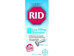 Rid Lice Killing Shampoo 2 Oz