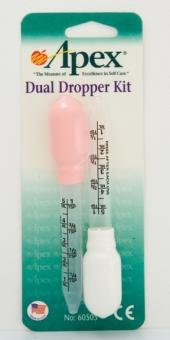 Dual Dropper Kit By Apex-Carex Corp.