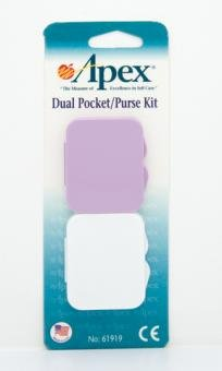 Image 0 of Pillbox Pocket/Purse By Apex-Carex Corp.