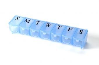 Image 0 of Ultra Pill Organizer