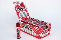 Image 0 of Savex Cherry Stick Tray Pack Balm 24X0.15 oz
