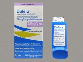 Dulera 200Mcg/5Mcg 120 Inhaler By Merck & Co.