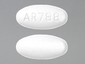 Fibricor 105mg Tablets 1X30 each Mfg.by: Ar Scientific USA.