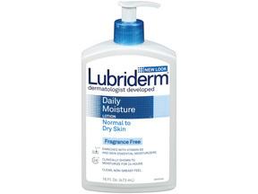 Lubriderm Daily Moisture Fragrance Free Lotion 16 Oz