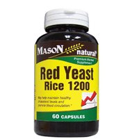 Image 0 of Red Yeast Rice 600mg 60Each