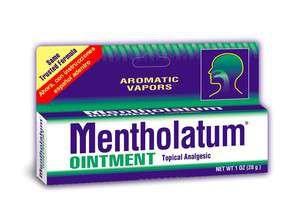 Image 0 of Mentholatum Ointment Tube 1 oz.