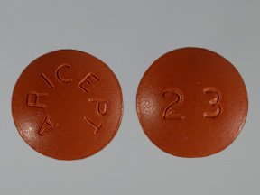 Aricept 23 Mg Tabs 30 By Eisai Inc.
