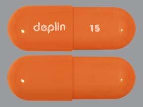 Image 0 of Deplin 15 Mg Caps 90 By Pamlab Llc.