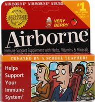 Image 0 of Airborne On The Go Very Berry 10