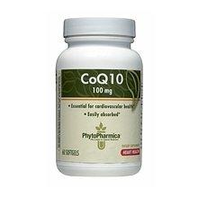 Co-Enzyme Q10 (Ubidecarenone) CoQ 100mg Cap