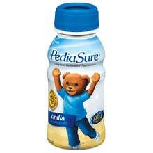Pediasure Liquid Enteral Formula Institutional-Use Vanilla 4X6X8 oz