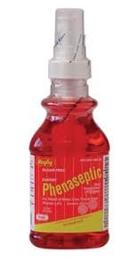 Image 1 of Phenaseptic Cherry Flavor Spray 6 Oz.
